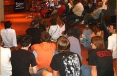 Johannesburg Drumfest clinic