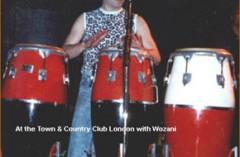 Wozani at Town & Country London