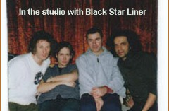 Black Star Liner sessions