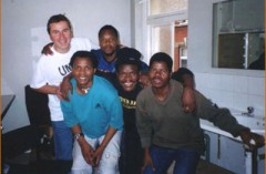 Umoja band, New London Theatre London 2003