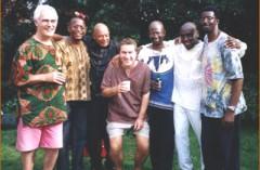 Harry Moyoga big band 2002