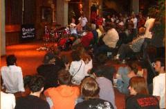 Johannesburg Drumfest clinic 2008