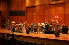 Johannesburg Drumfest 2006 soundcheck